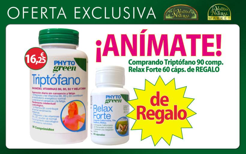 Oferta Marzo: Relax Forte 60 cáps. de Regalo