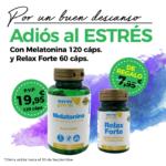 Oferta Septiembre: Por la compra de un Melatonina 120 cápsulas Phytogreen , un  Relax Forte 60 cápsulas Phytogreen de regalo.  Bienestar!